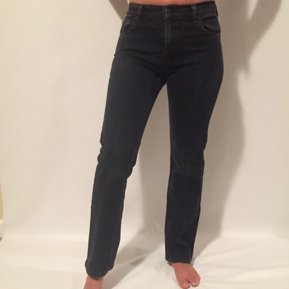 Vintage 511 Levis Black Mom Jeans Poshmark